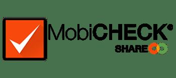 MobiCHECK SHARE Network logo