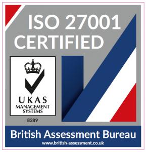 ISO 27001 IME ILtd
